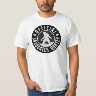 Best Version - OFFICIAL Sasquatch Hunter Design Tshirt