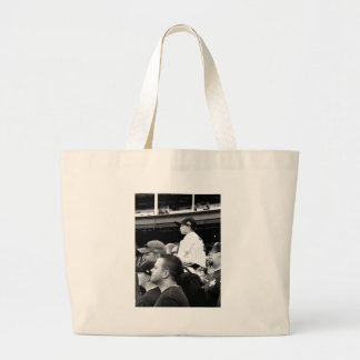 Best View Large Tote Bag