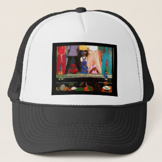 Best View On East Tennessee Street Trucker Hat