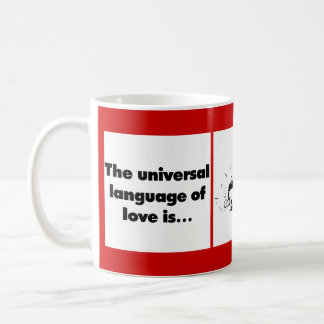 Best way to let your children know you love them coffee mug