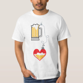 Best way to my heart! T-Shirt