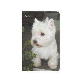 Best West Highland Terrier Ever Journal