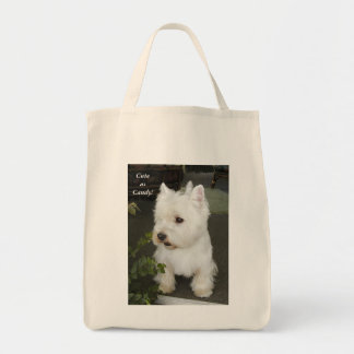 Best West Highland Terrier Ever Tote