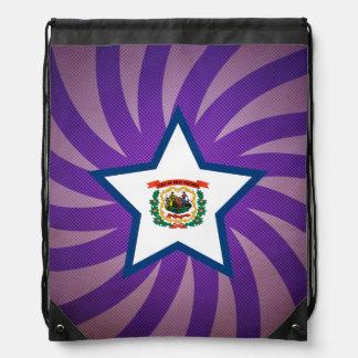 Best West Virginia Flag Design Backpack