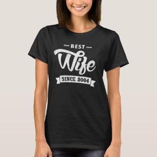 Best Wife Since 2004 T-Shirt