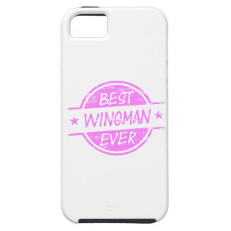 Best Wingman Ever Pink iPhone SE/5/5s Case
