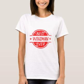 Best Wingman Ever Red T-Shirt