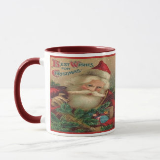 Best Wishes For Christmas Mug