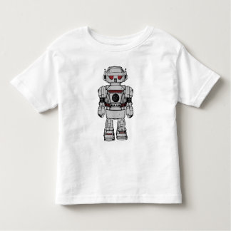 Best Wishes From Atomic Powered Toy Robot Shirts