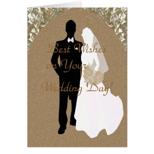 Best Wishes On Your Wedding Cards