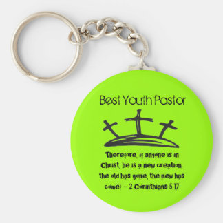 Best Youth Pastor Key Chains