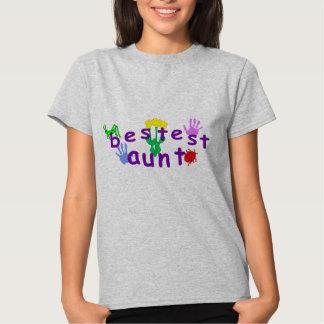 Bestest Aunt T-Shirt
