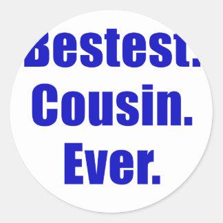 Bestest Cousin Ever Sticker
