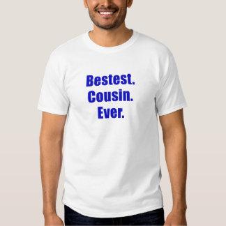 Bestest Cousin Ever Tee Shirt