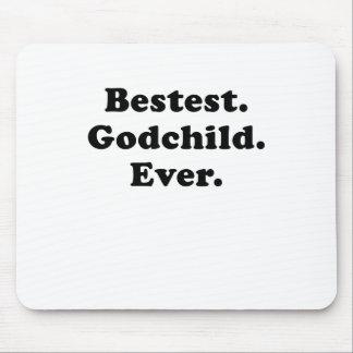 Bestest Godchild Ever Mouse Pad