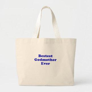 Bestest Godmother Ever Bags
