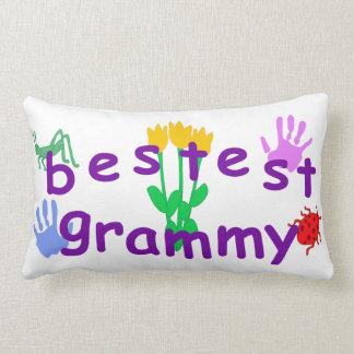 Bestest Grammy Cojín Lumbar