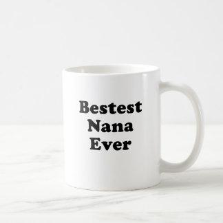 Bestest Nana Ever Coffee Mug