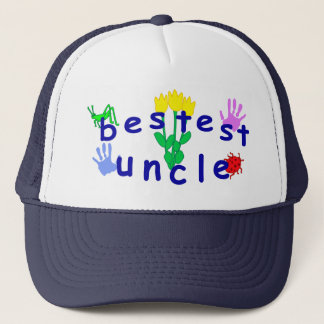 Bestest Uncle Trucker Hat