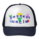 Bestest Uncle Trucker Hat