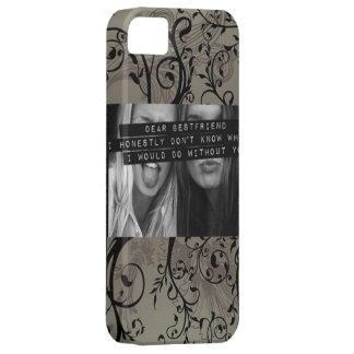 Bestfriend Quote Iphone 5s case iPhone 5 Covers
