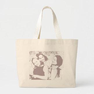 BestFriends Tote Bags