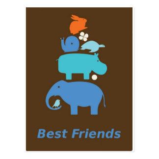 BestFriends Postales