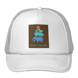 BestFriends Trucker Hat