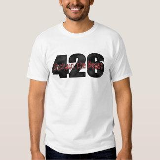 bestia 426 Mopar Hemi Playeras