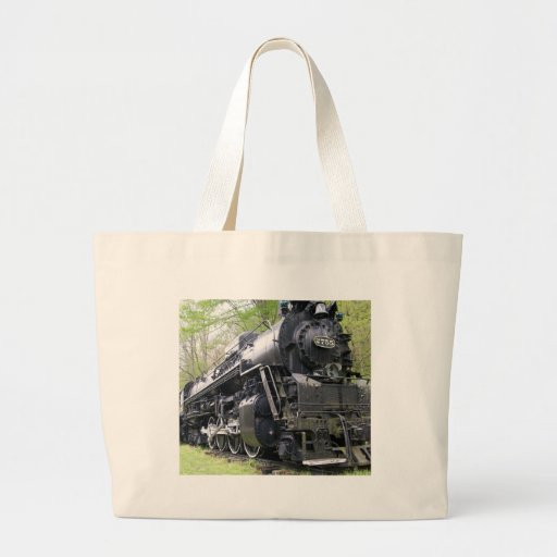 Bestia de la escuela vieja del tren del hierro bolsa de mano