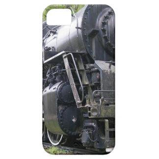Bestia de la escuela vieja del tren del hierro iPhone 5 carcasa