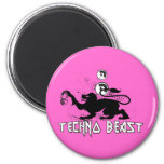 Bestia de Techno Imanes