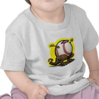 Bestia del béisbol camisetas