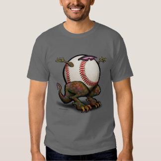 Bestia del béisbol poleras