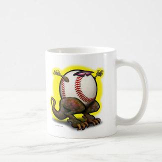 Bestia del béisbol taza