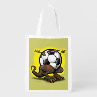 Bestia del fútbol bolsa de la compra