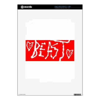 Bestia Skin Para El iPad 2