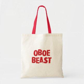 Bestia Totebag de Oboe Bolsa Tela Barata
