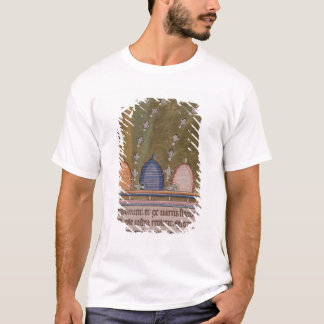 Bestiary Three curved lines T-Shirt