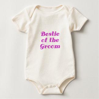 Bestie del novio trajes de bebé