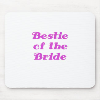 Bestie of the Bride Mouse Pad