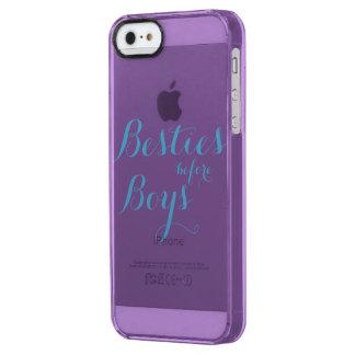 Besties before Boys iPhone 5/5SE case