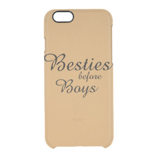 Besties before Boys iPhone 6/6S case
