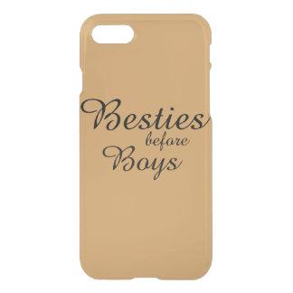 Besties before Boys iPhone 7 case