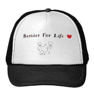 Besties For Life Trucker Hat