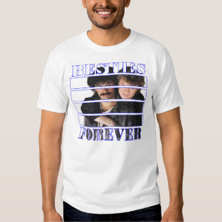 BESTIES FOREVER - HandO RSColor Casual T-Shirt
