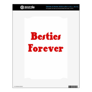 Besties Forever Skin For The NOOK