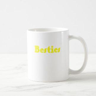 Besties Coffee Mugs