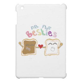 besties peanut butter fluff Ipad Case
