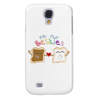 besties peanut butter fluff Iphone case
